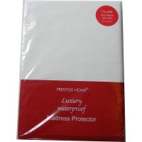 Double Polypropylene Waterproof Mattress Cover Protector